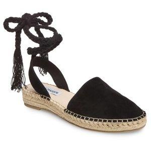 Steve Madden Mesa lace up espadrille sandals